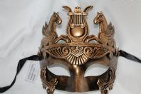 Gold Roman God Mask